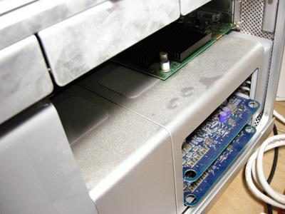 MAC pro 記憶體機板